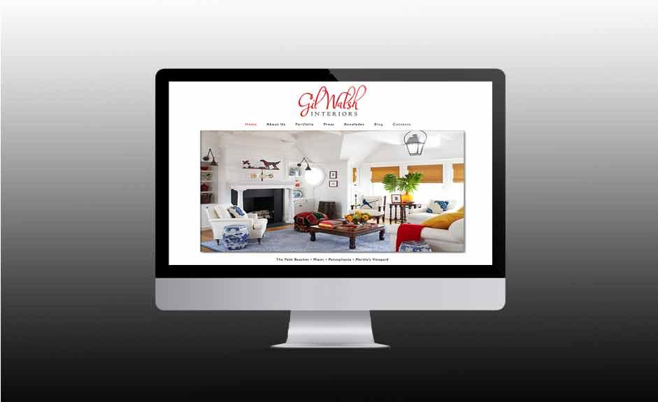 gil-walsh-website
