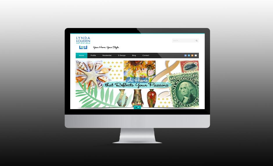 lynda-louden-website